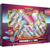 Pokemon Porygon-Z-GX Box