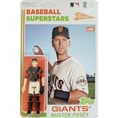 2020 Topps Big League Baseball Superstars Buster Posey Figure