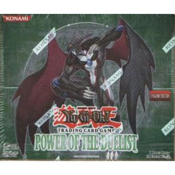 Yu-Gi-Oh Power of the Duelist Booster Box 1st Edition (24 Count)
