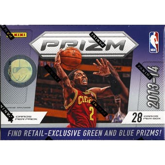 2013/14 Panini Prizm Basketball 7-Pack Blaster Box