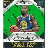 2018/19 Panini Prizm Basketball 50ct Mega Box