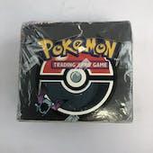 Pokemon Team Rocket 1st Edition Booster Box (Damaged Box)