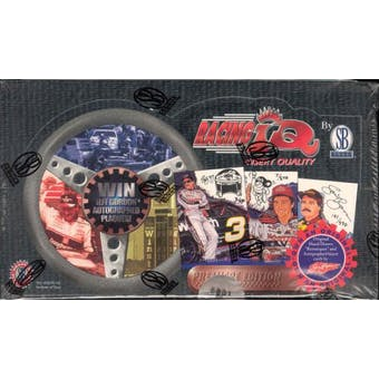 1997 Scoreboard IQ Racing Box