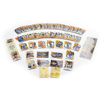 1997 Pinnacle Certified Racing Mirror Gold Complete Set
