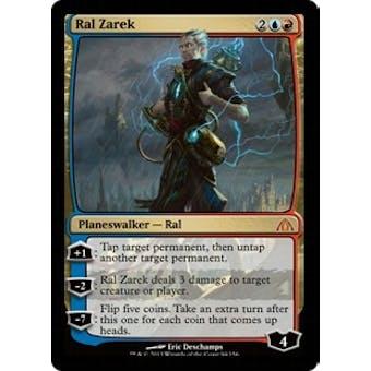 Magic the Gathering Dragon's Maze Single Ral Zarek - NEAR MINT (NM)