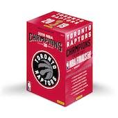 2019 Panini NBA Champions Toronto Raptors Basketball Box Set Collection