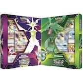 Pokemon Rayquaza vs Ultra Necrozma Battle Arena - Set of 2 (Presell)