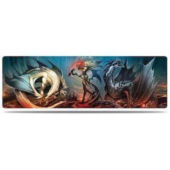Ultra Pro 8 Foot Realms of Havoc Highborn Playmat