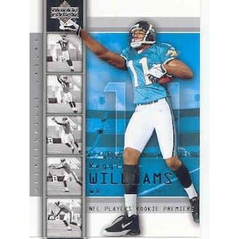 2004 Upper Deck Football REGGIE WILLIAMS 130 Card Lot