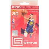 2018/19 Panini Status Basketball 30ct Hanger Box