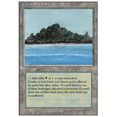 Magic the Gathering 3rd Ed (Revised) Single Tropical Island - SLIGHT PLAY (SP)