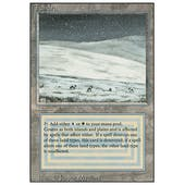 Magic the Gathering 3rd Ed (Revised) Single Tundra - MODERATE PLAY (MP)