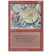 Magic the Gathering 3rd Ed (Revised) Single Wheel of Fortune - DAMAGED (DMG)