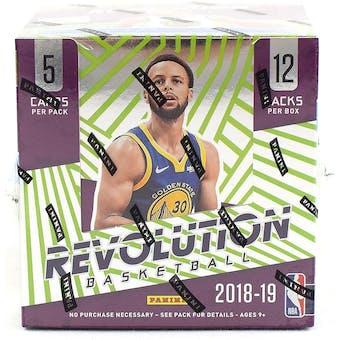2018/19 Panini Revolution Basketball Chinese New Year Box