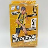 2016/17 Panini Revolution Soccer Hanger Box