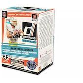 2021 Panini Donruss Football 11-Pack Blaster Box