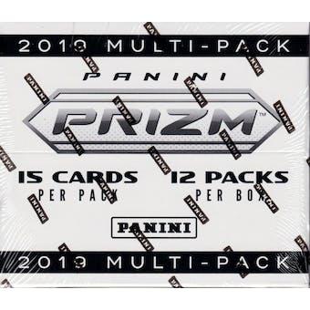 2019 Panini Prizm Football Cello Multi Pack Box