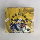 Pokemon Base Set 1 Spanish 1st Edition Booster Box WOTC