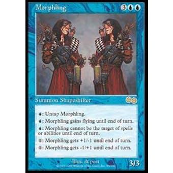 Magic the Gathering Urza's Saga Single Morphling - NEAR MINT (NM)