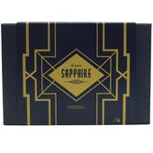 2021 Hit Parade Baseball Sapphire Edition Series 5 Hobby 6-Box Case /50 Trout-Jeter-Ohtani