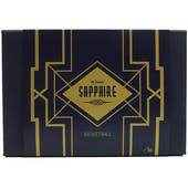 2020/21 Hit Parade Basketball Sapphire Edition Series 22 Hobby Box /50 Curry-Davis-Luka