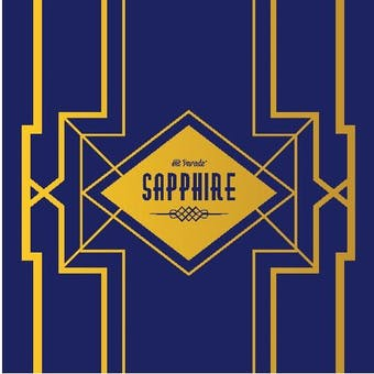 2020 Hit Parade Football Sapphire Edition Series 7- 1-Box- Dacw Live 8 Spot Random Division Break #2