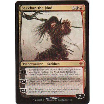 Magic the Gathering Rise of the Eldrazi Single Sarkhan the Mad - SLIGHT PLAY (SP)