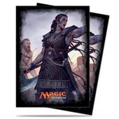 Ultra Pro Saskia the Unyielding Deck Protectors (120 ct)