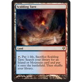 Magic the Gathering Zendikar Single Scalding Tarn - SLIGHT PLAY (SP)