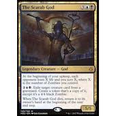Magic the Gathering Hour of Devastation Single The Scarab God NEAR MINT (NM)