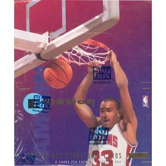 1994/95 Skybox Emotion Basketball Hobby Box