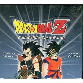 Score Dragon Ball Z Saiyan Saga Booster Box