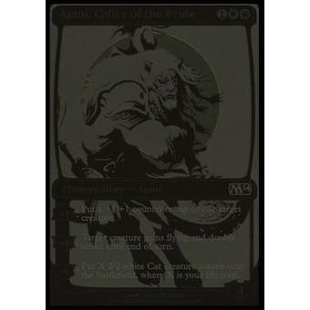 Magic the Gathering SDCC 2013 Promo Single Ajani, Caller of the Pride - NEAR MINT (NM)