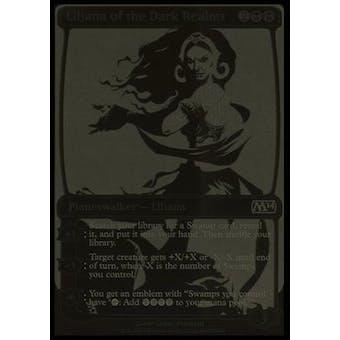 Magic the Gathering SDCC 2013 Promo Single Liliana of the Dark Realms - NEAR MINT (NM)