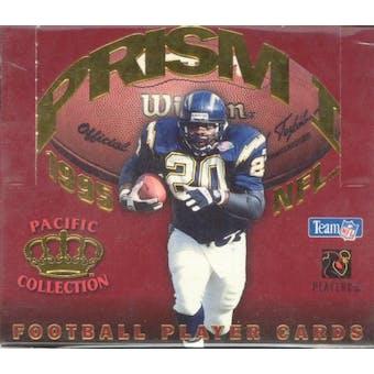 1995 Pacific Prism Series 1 Football Hobby Box