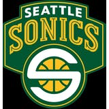Seattle Supersonics Officially Licensed Apparel Liquidation - 160+ Items, $4,600+ SRP!