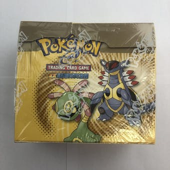 Pokemon EX Sandstorm Booster Box (EX-MT Box)