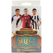 2017/18 Panini Select Soccer 20ct Retail Box