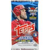 2018 Topps Series 2 Baseball Hobby Pack