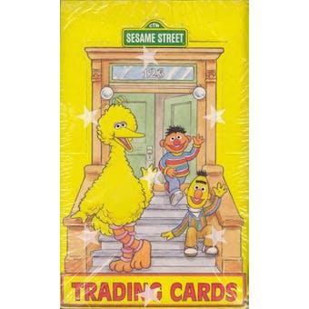 Sesame Street Wax Box (1992 Idolmaker)