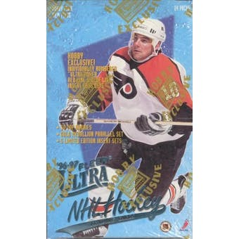 1996/97 Fleer Ultra Hockey Hobby Box