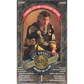 1993/94 Leaf Series 1 Bilingual Hockey Box