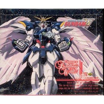 Gundam Endless Waltz Hobby Box (Upper Deck)
