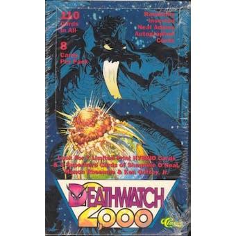 Deathwatch 2000 Hobby Box (1993)