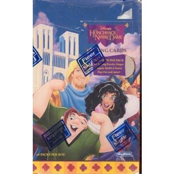 Disney Hunchback of Notre Dame Hobby Box (1996 Fleer/Skybox) (Reed Buy)