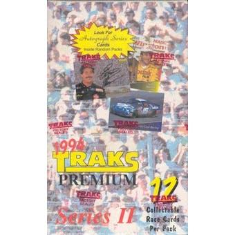 1994 Traks Series 2 Racing Hobby Box