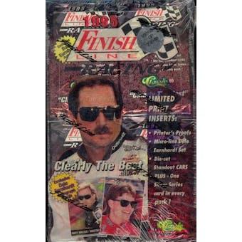 1995 Classic Finish Line Racing Hobby Box