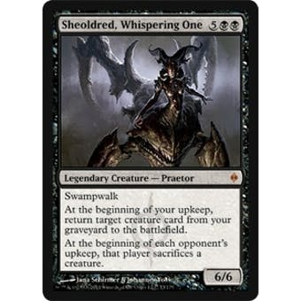 Magic the Gathering New Phyrexia Single Sheoldred, Whispering One - NEAR MINT (NM)