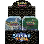 Pokemon Shining Fates Mini Tin Box