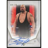 2019 Topps Transcendent Party Big Show Auto Card #B-1 #'ed 04/25
